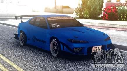 Nissan Silvia S15 Crew 1999 para GTA San Andreas