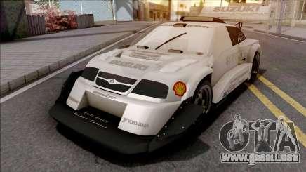 Suzuki Escudo Dirt Trial Car 1998 para GTA San Andreas