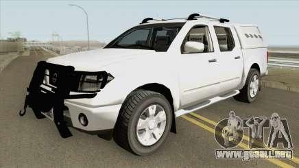 Nissan Frontier (Descaracterizada) para GTA San Andreas