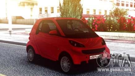 Smart 2008 para GTA San Andreas