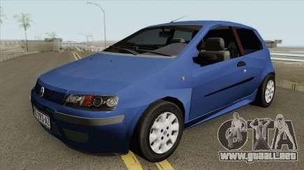 Fiat Punto Mk2 MQ para GTA San Andreas