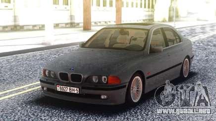 BMW E39 540 Stock para GTA San Andreas
