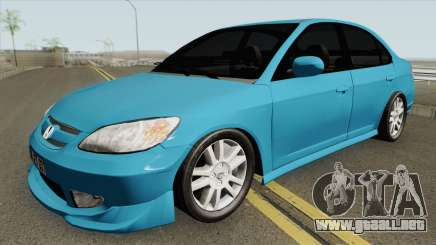 Honda Civic Sedan 2005 para GTA San Andreas