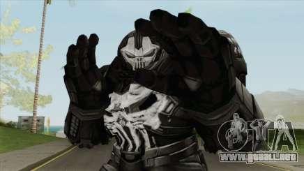 Hulkbuster Punisher (CrimeBuster) para GTA San Andreas