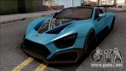 Zenvo TSR-S 2019 para GTA San Andreas
