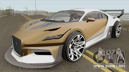 Truffade Thrax GTA V para GTA San Andreas