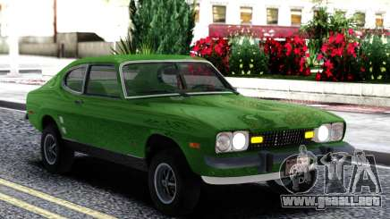 1973 Mercury Capri 2600 from Mad Driver para GTA San Andreas