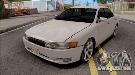 Toyota Mark II 90 SA Style para GTA San Andreas