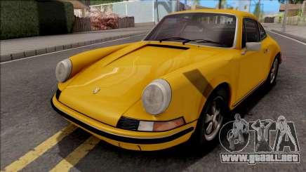 Porsche 911E 1969 para GTA San Andreas