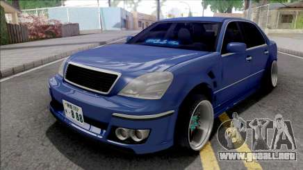 Lexus LS 430 Blue para GTA San Andreas