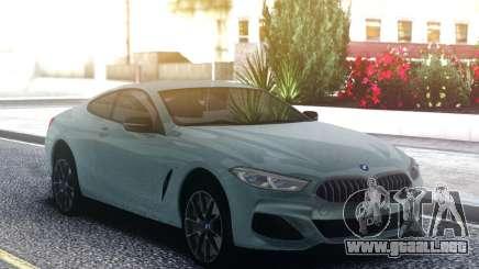 BMW M850i Grey para GTA San Andreas