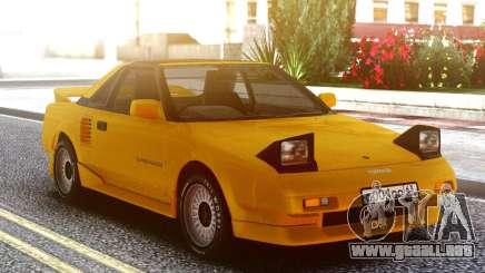 Toyota MR2 W10 para GTA San Andreas