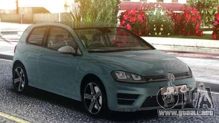 Volkswagen Golf R Original para GTA San Andreas
