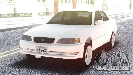 Toyota Cresta JZX100 Stock White para GTA San Andreas