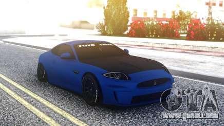 2010 Jaguar XFR para GTA San Andreas