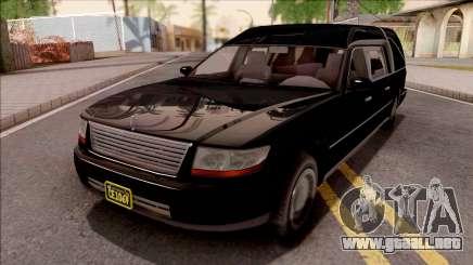 GTA V Chariot Romero para GTA San Andreas