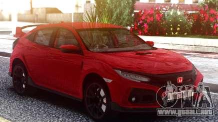 Honda Type R para GTA San Andreas