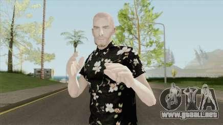 Adam Levine para GTA San Andreas