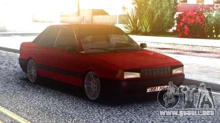 Audi 80 Red para GTA San Andreas