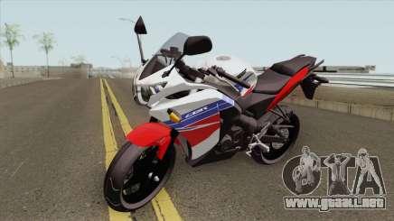 Honda CBR 125R HRC para GTA San Andreas