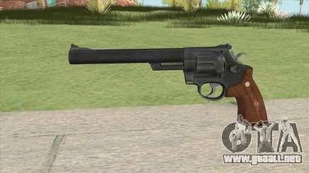 Smith And Wesson M29 Revolver (Black) para GTA San Andreas