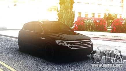 Volkswagen Touareg 3.0 TFSI EN 340 л.с. La tracción en todas las ruedas para GTA San Andreas