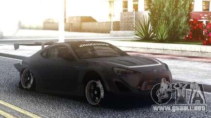 Toyota GT 86 Tuned para GTA San Andreas
