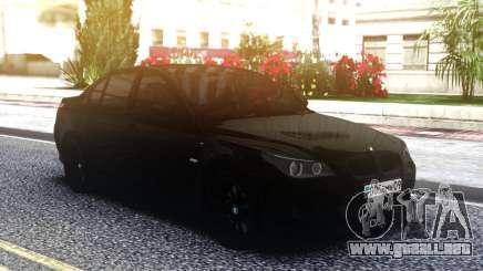 BMW M5 E60 09KZ para GTA San Andreas
