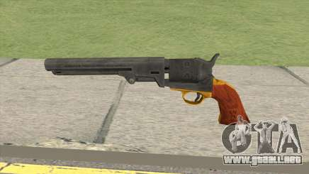 Colt 1851 Navy Revolver para GTA San Andreas