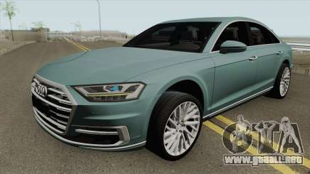 Audi A8 2018 IVF para GTA San Andreas