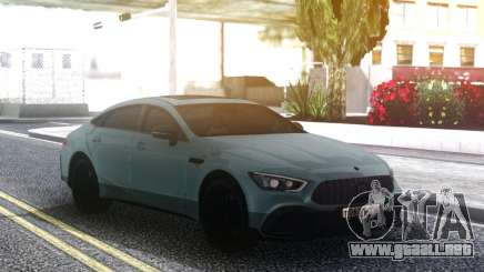 Mercedes-Benz GT-63 Brabus para GTA San Andreas