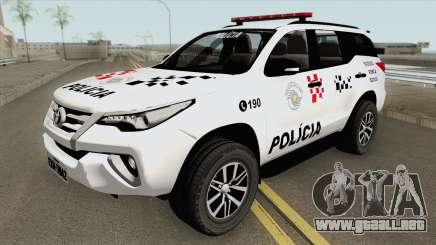 Toyota Fortuner (SW4) 2019 para GTA San Andreas
