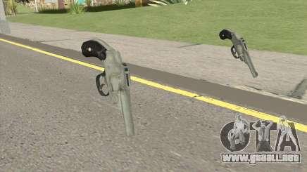SW Hammerless Revolver para GTA San Andreas