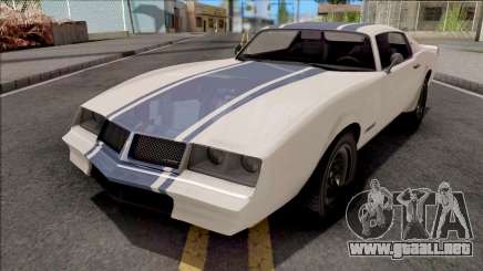 GTA V Imponte Phoenix para GTA San Andreas