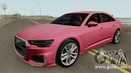 Audi A6 C8 2019 para GTA San Andreas