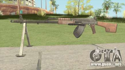 COD: Black Ops RPK Drum para GTA San Andreas