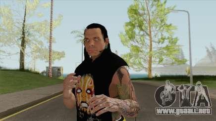 Jeff Hardy (WWE2K18) V2 para GTA San Andreas