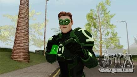 Green Lantern: Hal Jordan V2 para GTA San Andreas