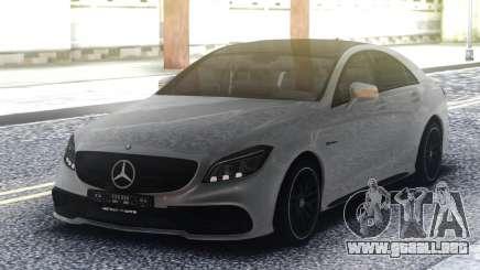 Mercedes-Benz CLS 63 AMG sedán de 2019 para GTA San Andreas
