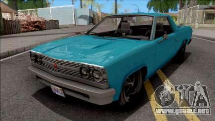 GTA V Cheval Picador para GTA San Andreas