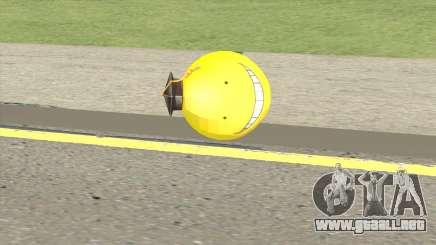 Korosensei Grenade (Yellow) para GTA San Andreas