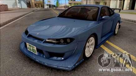 Nissan Silvia S15 GP Sport Initial D Fifth Stage para GTA San Andreas