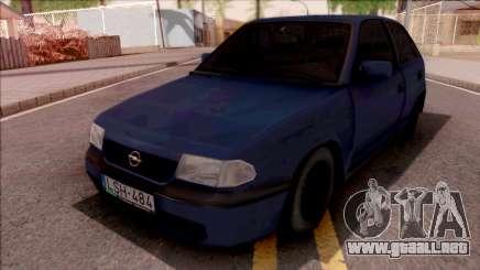 Opel Astra F Classic para GTA San Andreas
