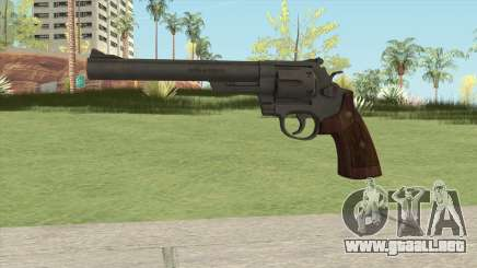 Smith And Wesson M29 Revolver (Default) para GTA San Andreas