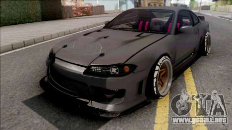 Nissan Silvia S15 Cyberpunk para GTA San Andreas