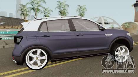 Volkswagen T-Cross para GTA San Andreas