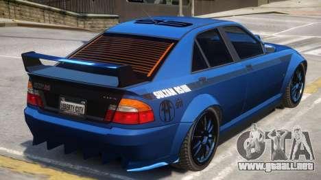 New Sultan RS V2.1 para GTA 4