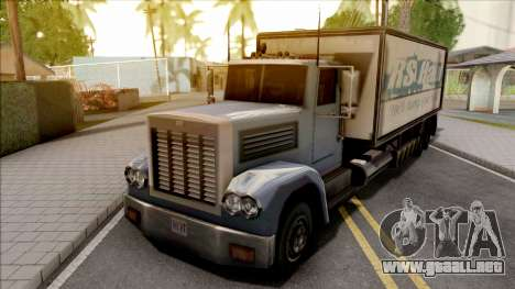 MTL Pounder SA Style para GTA San Andreas