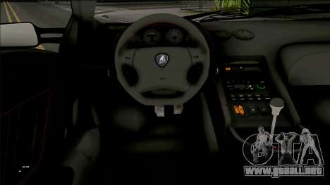 Lamborghini Diablo SV Police NFS Hot Pursuit para GTA San Andreas