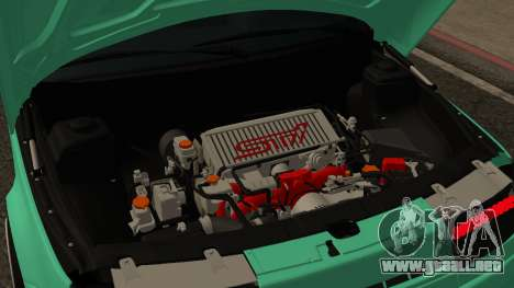 Lada 2110 para GTA San Andreas